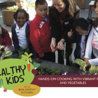 Health Eating Workshop for Children K-5