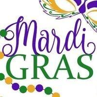 SENSES Block Party - Mardi Gras