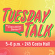 Tuesday Talk - Let's Talk About Partying Safe for Pride