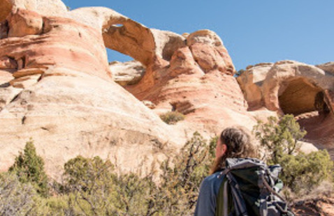 Ladies' Desert Backpacking Adventure