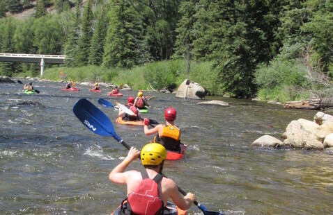 Intro to Whitewater Kayaking with WP