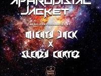 Aphrodisiac Jacket, Mighty Jack and Sleazy Cortez