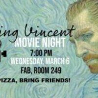 "Movie Night: ""Loving Vincent"""