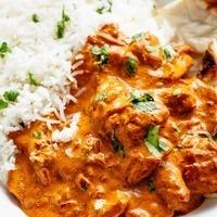 C-Cubed Luncheon - Chicken Tikka Masala