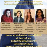 Afghan Women's Panel