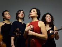 Aizuri Quartet - Ithaca Album Release Concert