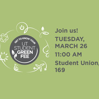 March Green Fee Meeting