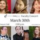 CMS Faculty Concert