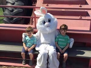 Easter Egg Hunts on the Farm