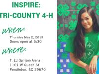 Inspire: Tri-County 4-H
