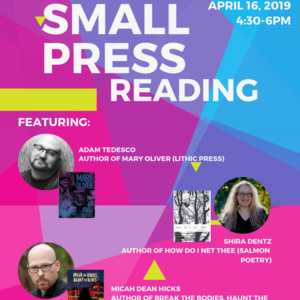 Small Press Reading Series