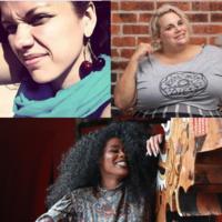 Bear Witness: Siaara Freeman, Christina Olivares, and Rachel Wiley.  Poetry Performed.