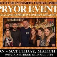 Ellicott Silly Comedy Festival - 'Pryor Events' Comedy Trivia