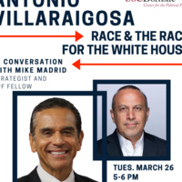 Race & The Race for the White House with Antonio Villaraigosa