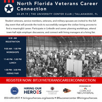 North Florida Veterans Career Connection