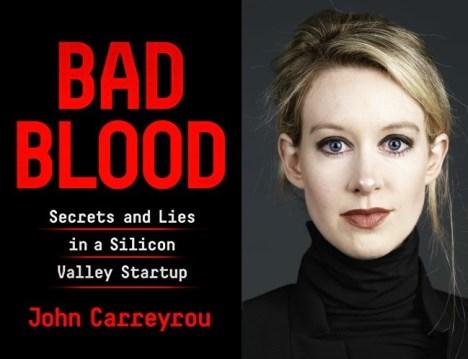 """Johnson Book Club - """"Bad Blood"""" Pre-Book Discussion - Cornell"""