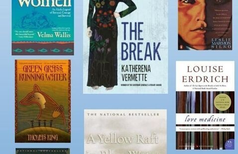 Page Turners: Native American Voices