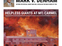 Helpless Giants at Mt. Carmel, Waco Siege of 1993