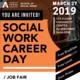 Social Work Speaker Series