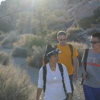 Joshua Tree National Park Hiking and Hot Springs