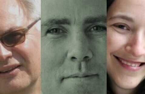 Poetry & Conversation: Ned Balbo, G.H. Mosson, & Nomi Stone
