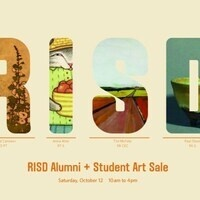 RISD Fall Alumni + Student Art Sale