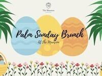 Palm Sunday Brunch and Egg Hunt