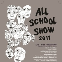MassArt All School Show 2019