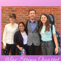 Live at the Cafe! presents the Lilac String Quartet
