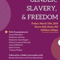 Gender, Slavery, and Freedom (UCLA)