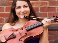 Eastman Performing Arts Medicine: Anna Gasanova, viola