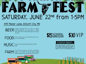 2019 Manor Hill Farm Fest
