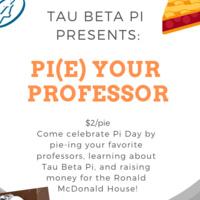 Pi(e) Your Professor