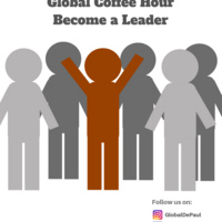Spring 2019 Global Coffee Hour: Become a Leader