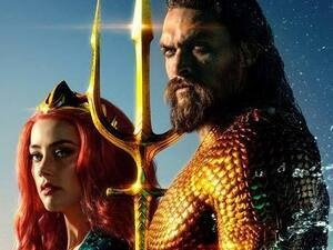 Flicks on the Bricks present Aquaman