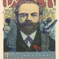 To the New World: Antonin Dvorak in Iowa Exhibition