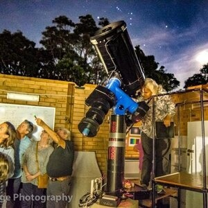 Sutherland Astronomical Society Open Night