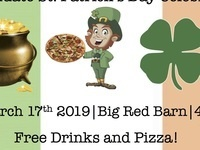 Graduate St. Paddy's Day Event
