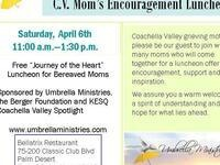 Coachella Valley Mom's Encouragement Luncheon