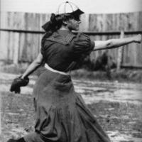 Literary Lorain Week: Historic Women in Baseball