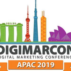 DigiMarCon Asia Pacific 2019 - Digital Marketing Conference & Exhibition