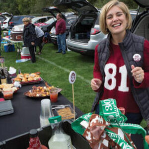 Tailgating for Athletics