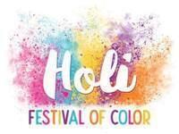 Celebrate Holi!