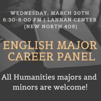 English Major Career Panel