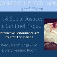 Art & Social Justice: The Sentinel Project