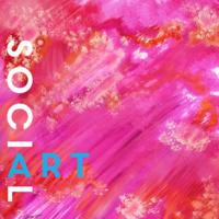 Art Social ~ Bold Water Colors