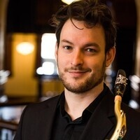 Guest Artist: Alex Richards, sopranino saxophone