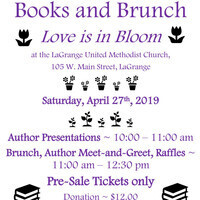 2019 Friends of the Keystone-LaGrange Community Library Books and Brunch