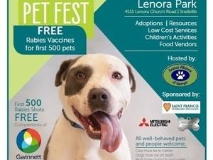 South Gwinnett Pet Fest