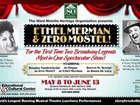Ethel Merman & Zero Mostel